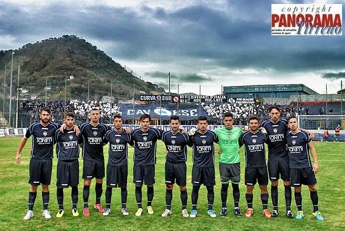 Sponsor Cavese Calcio - TanimiCostruzioni.it